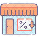 Min Store Promotions Store Promotion Shop Promotion Icon