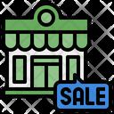 Store Sale Icon