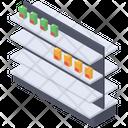 Store Shelf Icon