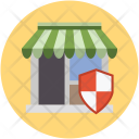 Store shield Icon