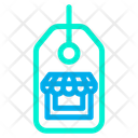 Store Tag Icon