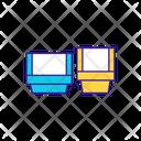 Warehouse Management Ecommerce Icon