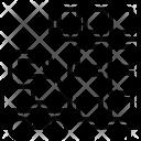 Storing Stockpiling Storage Icon