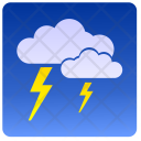 Storm Sky Condition Icon