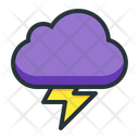 Storm Weather Cloud Icon