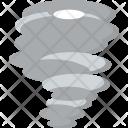 Storm Tornado Forecast Icon