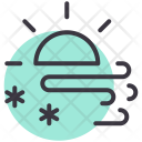 Storm Snow Snowfall Icon