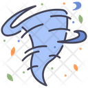 Storm Weather Nature Icon