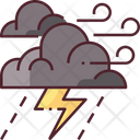 Storm Stormy Weather Icon