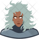 Storm Fictional Character Icon