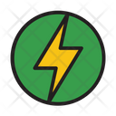 Ecology Electric Environment Icon