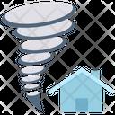 Storm Thunder Weather Icon