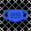 Storm Mask Virus Icon