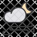 Storm Wind Windy Icon