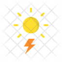 Storm Thunder Lightning Icon