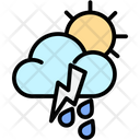 Storm Day Icon