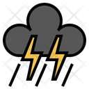 Storms Climate Change Weather Icon