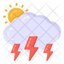Stormy Day Icon