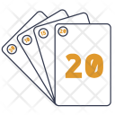 Story Point Cards Icon