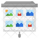 Story Board Icon