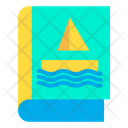 Children Book Story Child Story Book Icon
