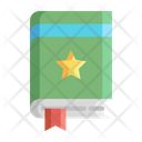 Story Book Book Night Story Book Icon