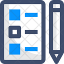 Story Points Edit Write Story Icon