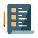 Storyboard Interface List Icon
