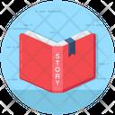 Storybook Manual Handbook Icon