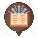Storytelling Story Writing Script Writing Icon