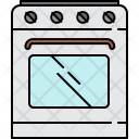 Stove Oven Electric Icon