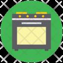 Stove Cooking Range Icon