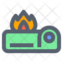 Camping Gas Kitchenware Icon
