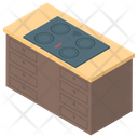 Oven Stove Grill Icon
