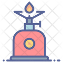 Stove Cooking Outdoor Icon