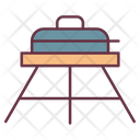 Stove Adventure Cook Icon