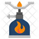 Stove Camping Gas Icon