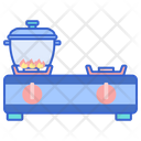 Stove Gas Stove Cooking Icon