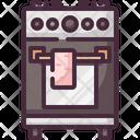Cooking Kitchen Stove Icon