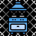 Stove Kitchenware Gas Icon