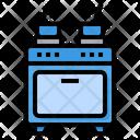 Stove Kitchen Gas Icon