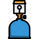Stove Gas Container Icon