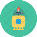 Stove Cylinder Gas Icon