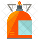 Outdoor Cooker Stove Icon
