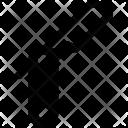 Straight Razor Blade Icon