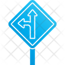 Straight Arrow Direction Icon