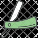 Straight Razor Barber Icon