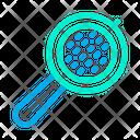 Colander Liquid Strainer Skimmer Icon