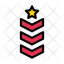 Strap Insignia Badge Icon