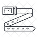 Strap Belth Fit Icon